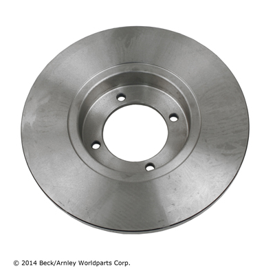 Beck Arnley Front Rotors