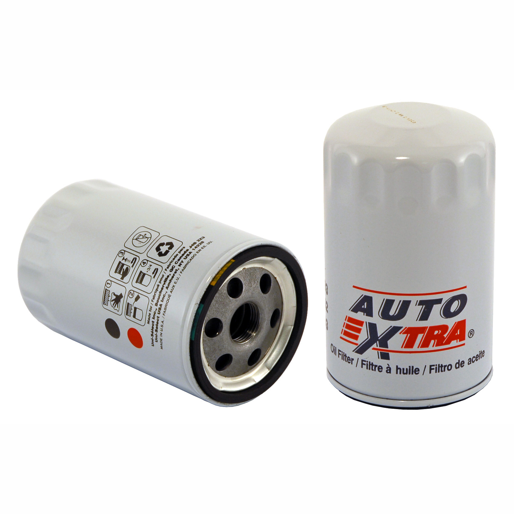 Auto Extra  Oil Filter Canister