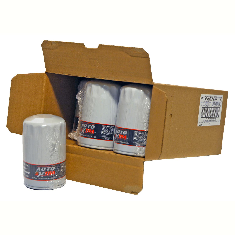 Auto Extra Oil Filter Case