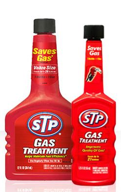 STP Petrol Treatment