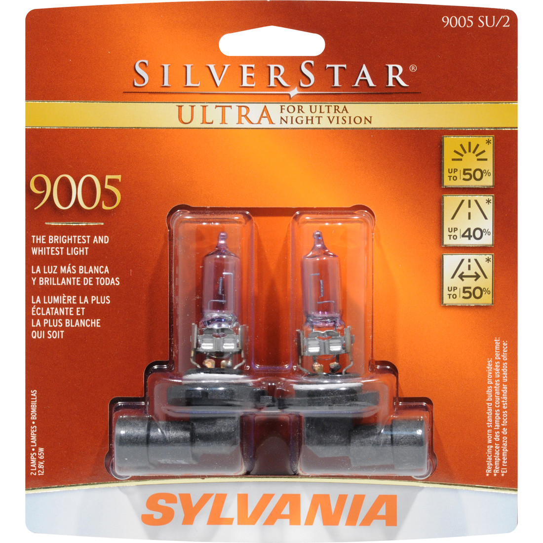 Sylvania SS Ultra Headlights