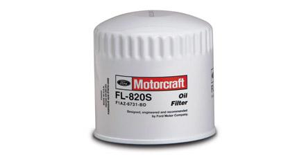 Motorcraft FL820S Filter